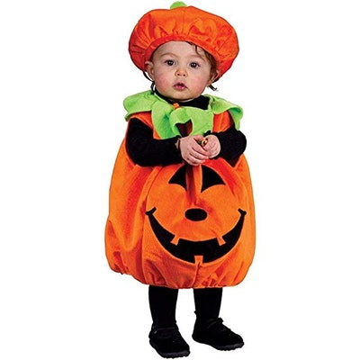Fun World Infant Pumpkin Cutie Pie Costume