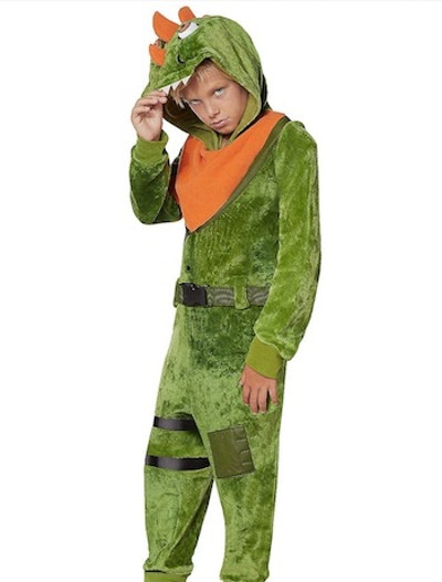 Kids Plush Rex Costume