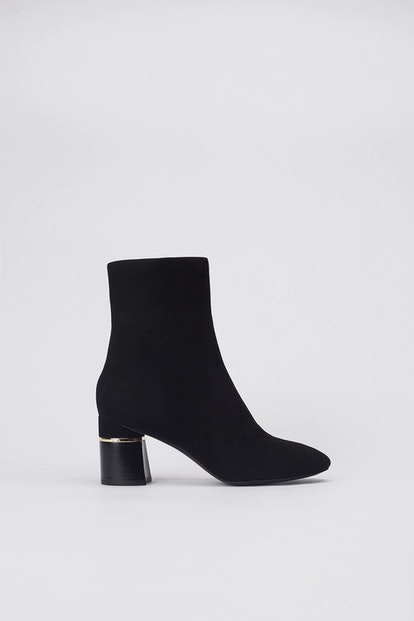 Drum Boot in Black