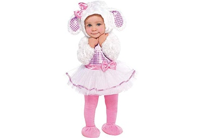 Amscan Infant Sized Little Lamb Costume