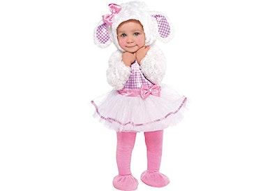 Amscan Infant Sized Little Lamb Costume