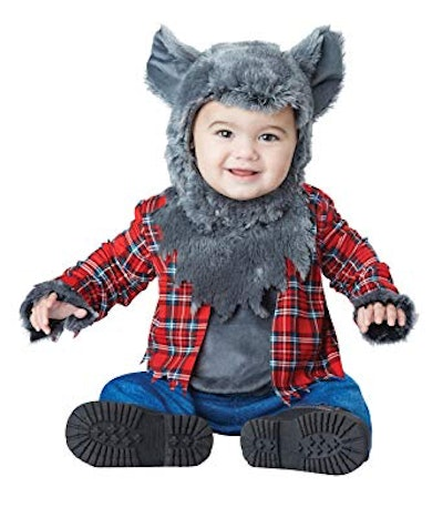 California Costumes Baby Boys' Wittle Werewolf
