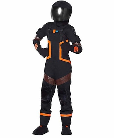 Kids Dark Voyager Costume