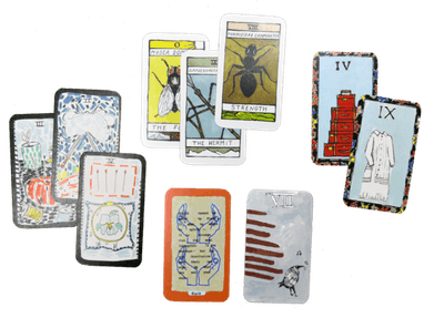 Emily Dickinson Tarot Deck