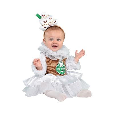 Baby Barista Coffee Costume