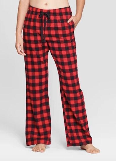 Women's Plaid Flannel Pajama Pants - Gilligan & O'Malley