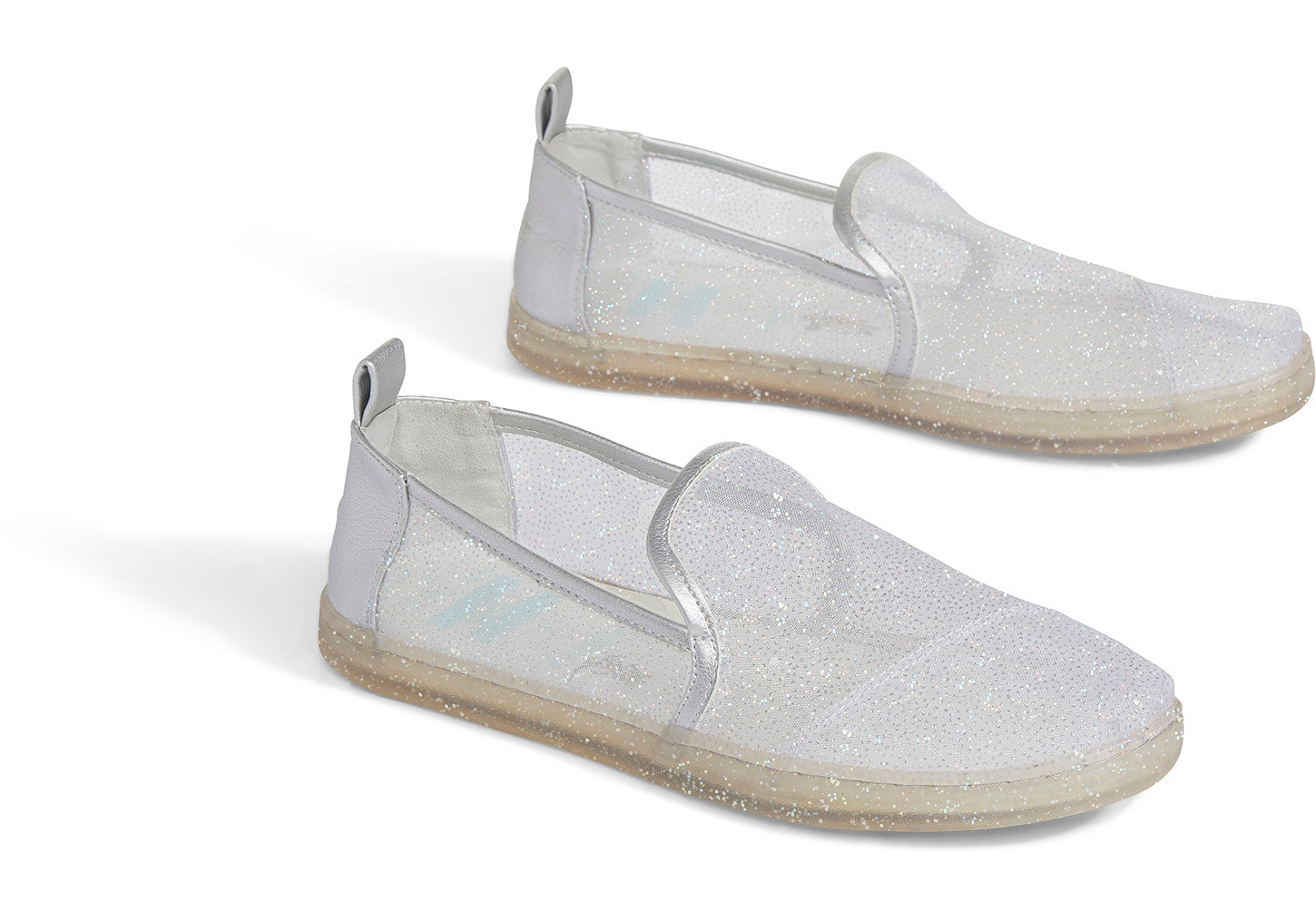 5bdc22e9a34 These TOMS X Disney  Cinderella  Slip-Ons Are The Casual Glass Slipper  Fairy Tales Are Made Of