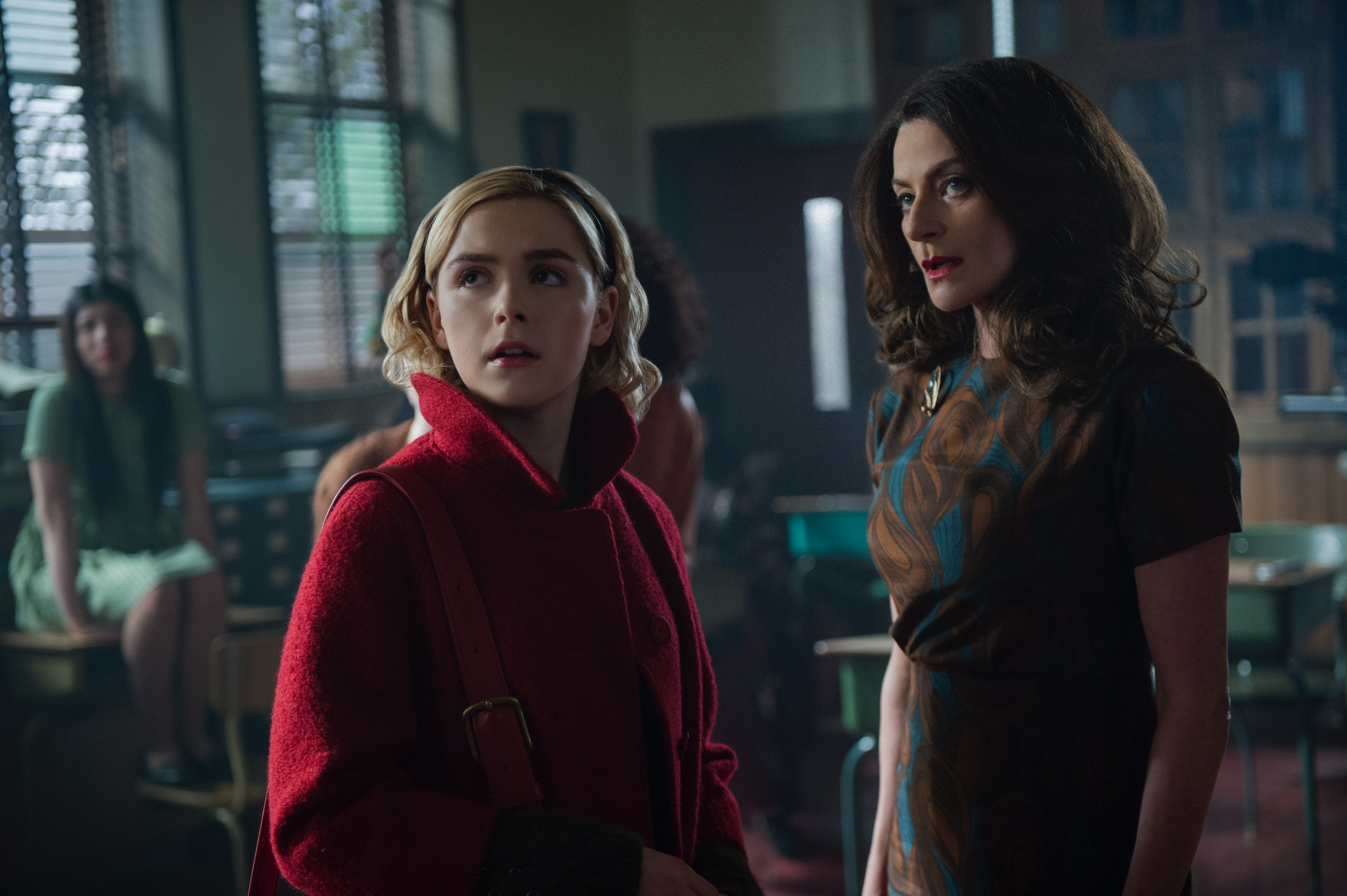 Who Is Lillith On 'Chilling Adventures Of Sabrina'? Ms