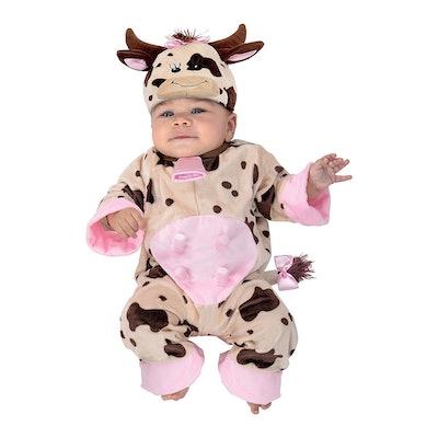 Baby Sleepy Cow Costume