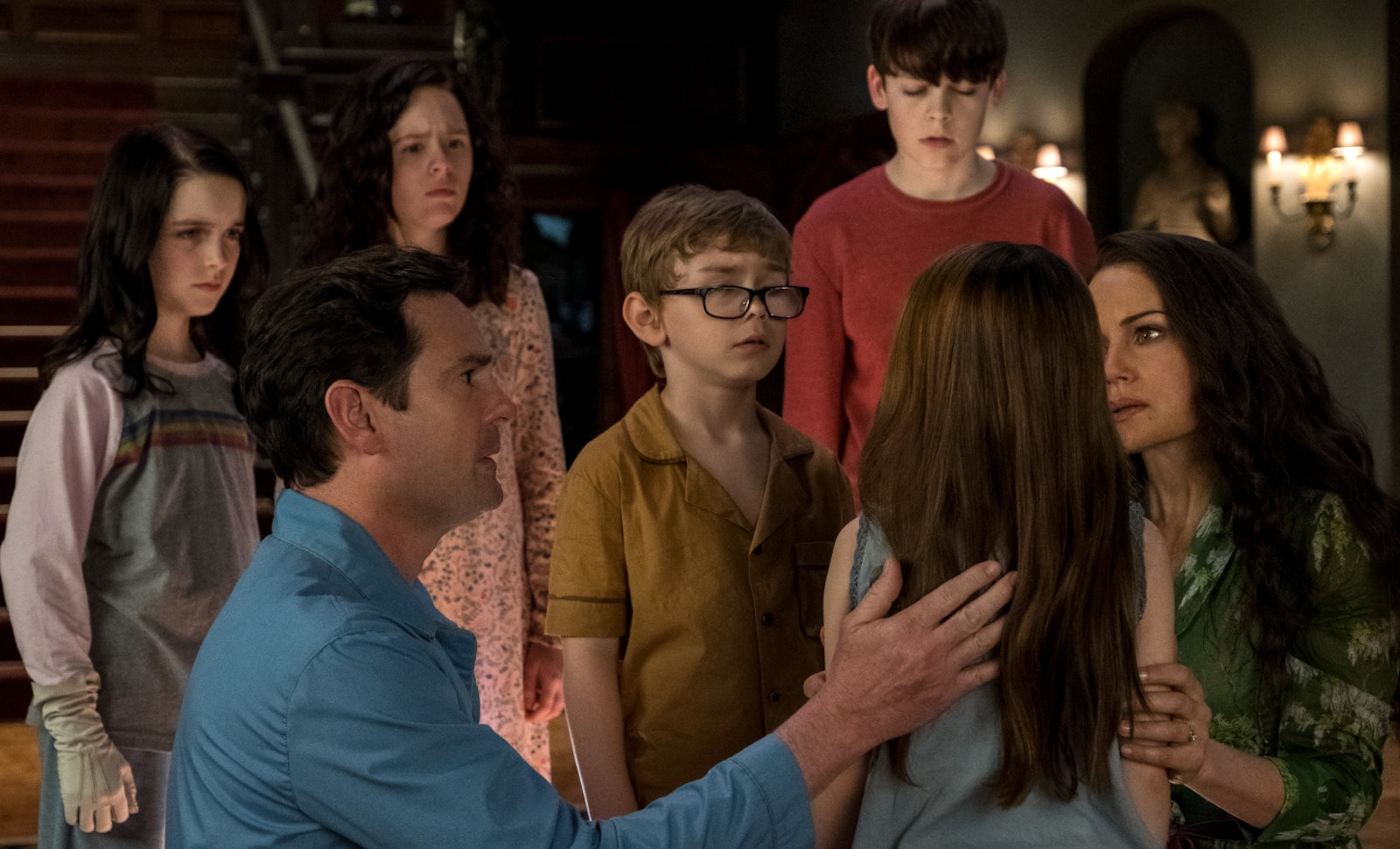 The Haunting Of Hill House Finale Almost Ended With A Really Messed Up Twist
