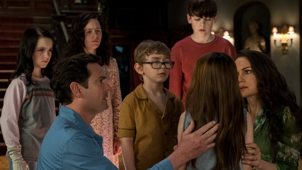 The Haunting Of Hill House' Finale Almost Ended With A
