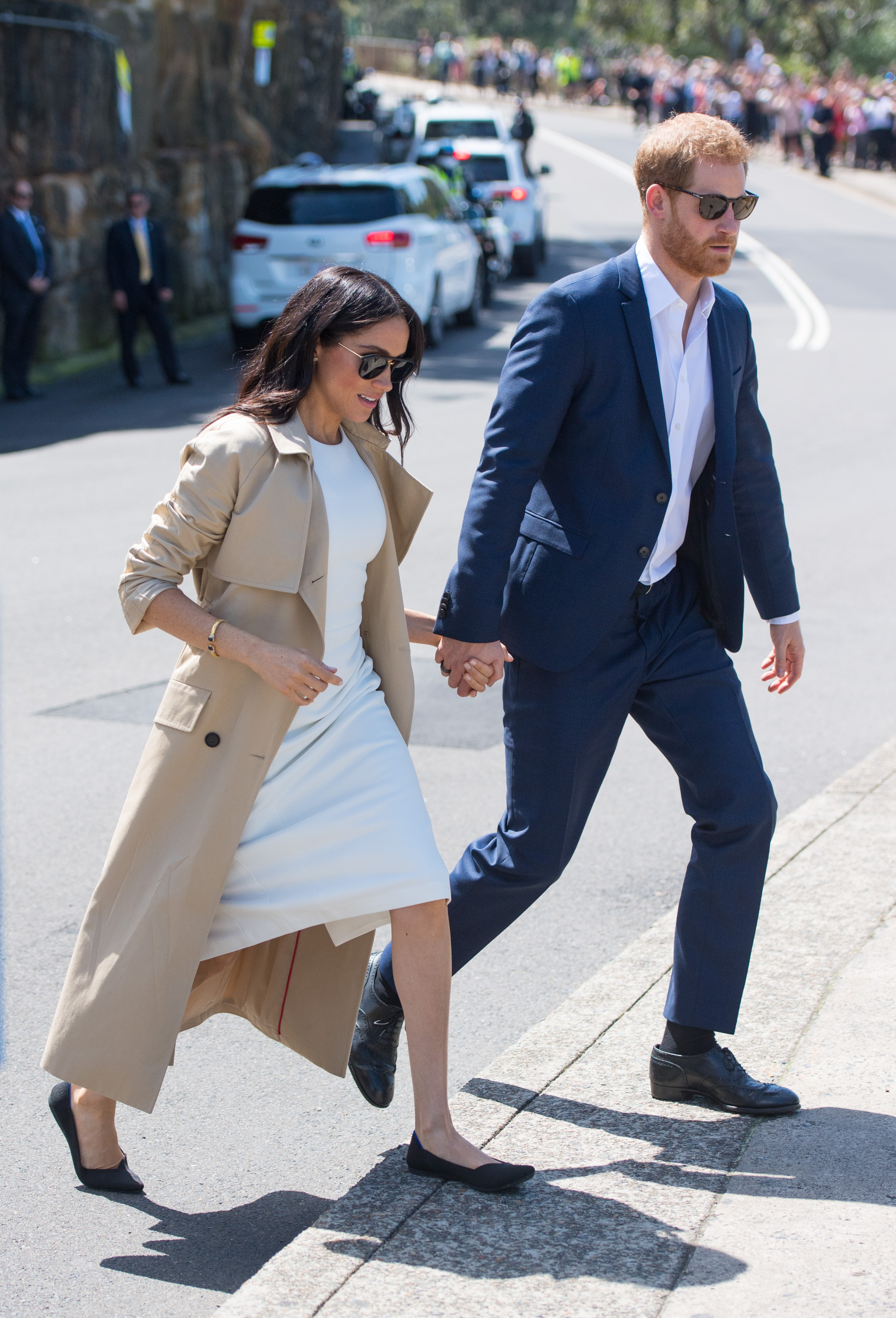 9896b2ddeb Meghan Markle's Banana Republic Pumps Are Less Than $90 & Still Available  To Shop