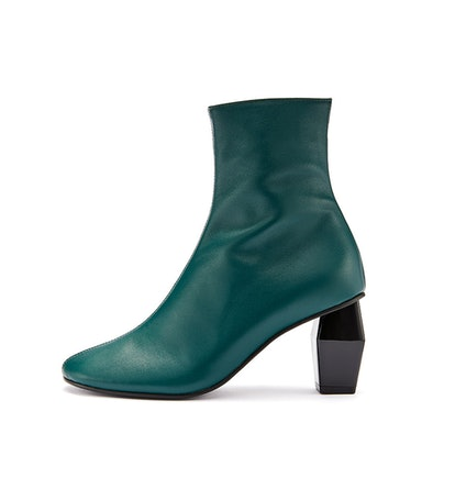 Emerald Ankle Boot