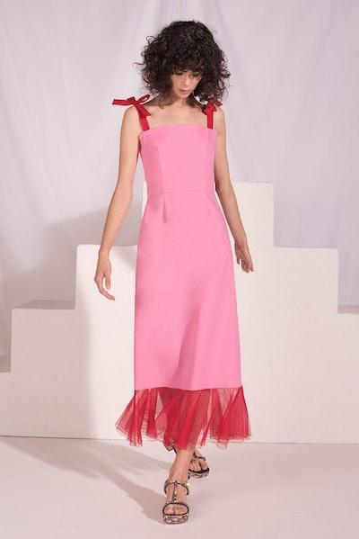 Langdon Dress in Pink