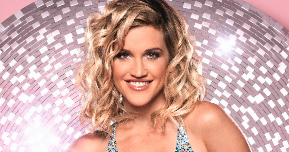 ashley roberts joining strictly - HD1200×1677