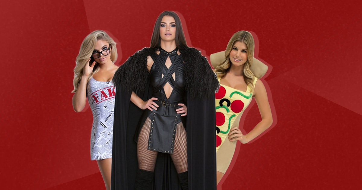 The Story Of Yandy's Sexy, Viral Halloween Costumes, According To The Woman Behind It All