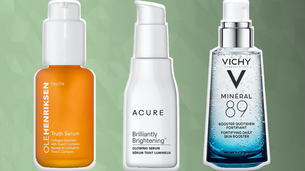 what vitamin for glowing skin