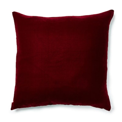 Aviva Stanoff Velvet Pillow Berry
