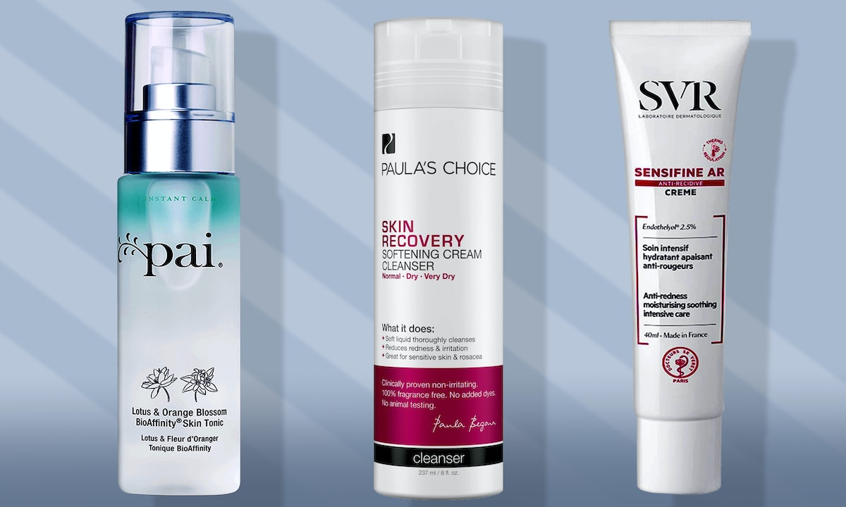 The 5 Best Products For Rosacea