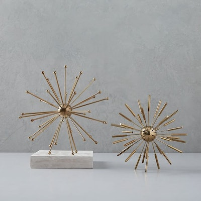 Metal Sputnik Objects