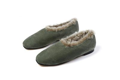 Teal Studio Shoes