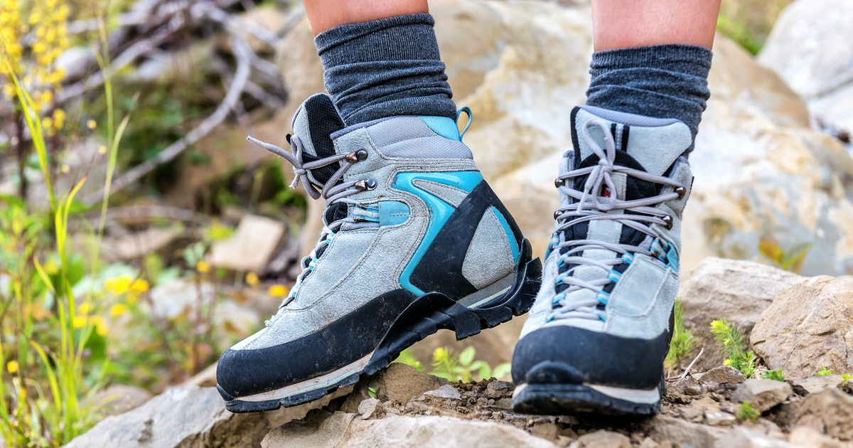 The 4 Most Comfortable Hiking Boots For Women