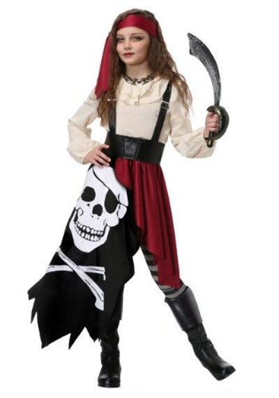 Kids' Pirate Costume