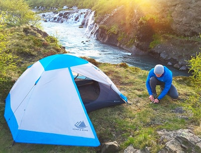 Hyke & Byke Yosemite Backpacking Tent (2 Person)