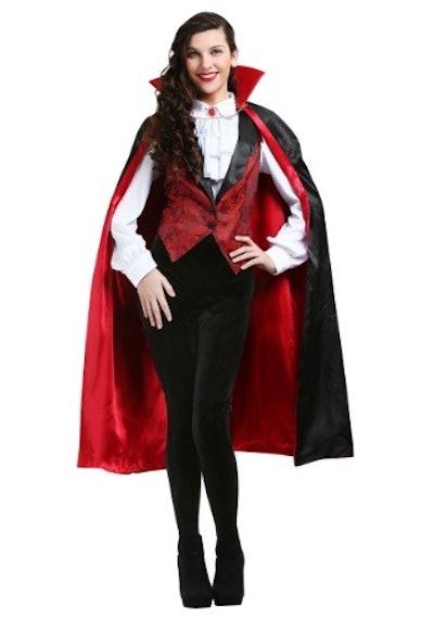 Fierce Vamp Costome