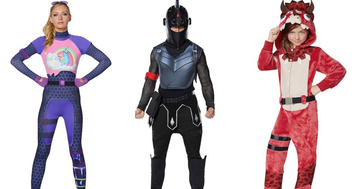 8 fortnite halloween costumes for the whole family because it s an all ages obsession - what is the obsession with fortnite
