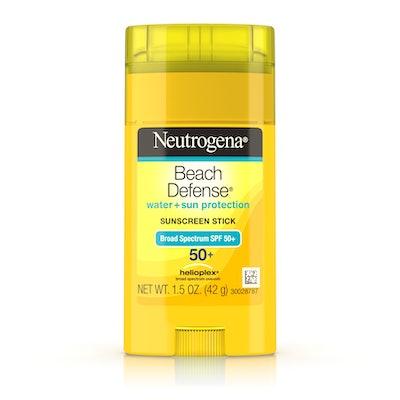Beach Defense Oil-Free Sunscreen Stick SPF 50+