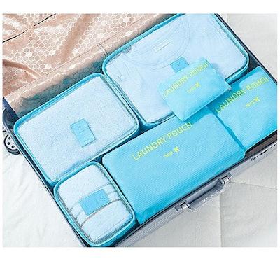 Bon Bonito Packing Cubes
