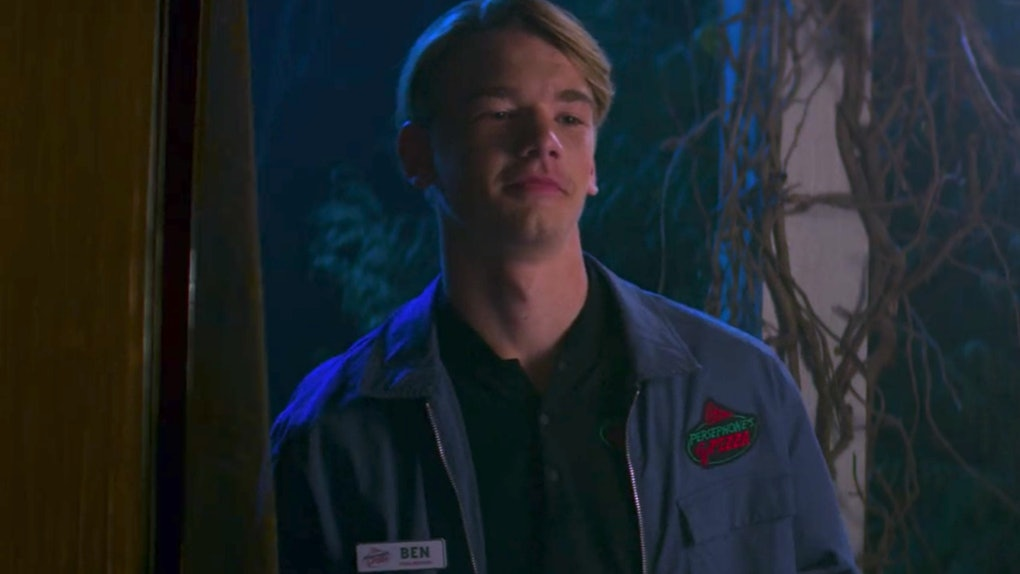 Why Was Ben Button In Chilling Adventures Of Sabrina