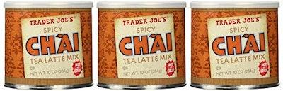 Trader Joe's Spicy Chai Latte
