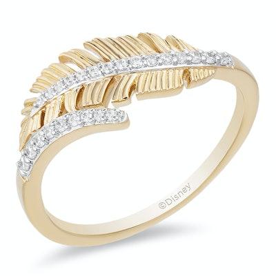 Enchanted Disney Fine Jewellery Diamond Pocahontas Ring