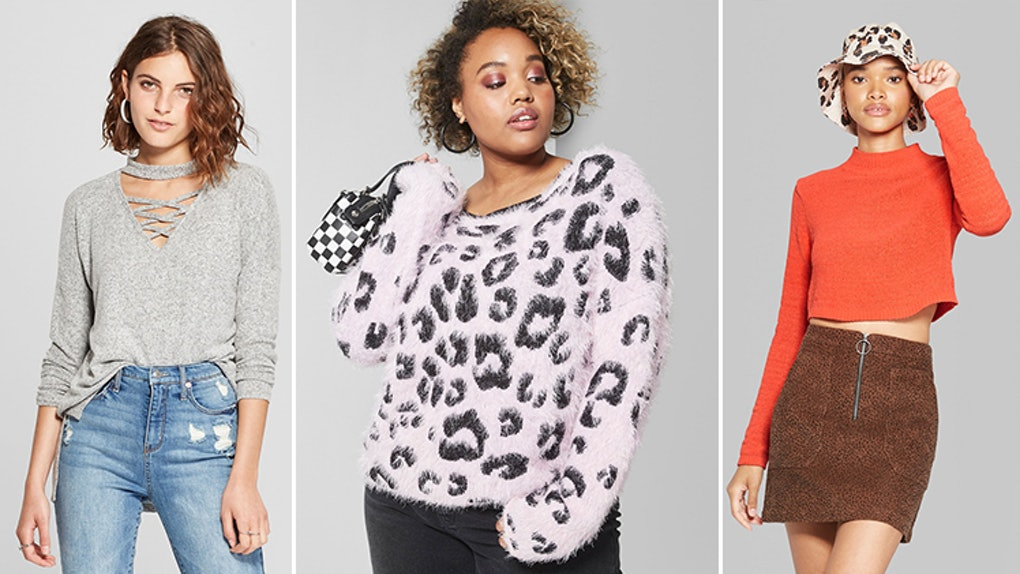 The 20 Best Sweaters From Target Under  50 Will Put You In Prime  CozySzn  Mode c1b04d1b8
