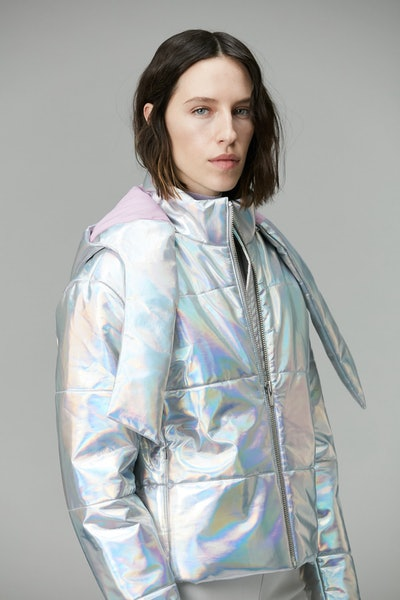 Sharpe Puffer Coat