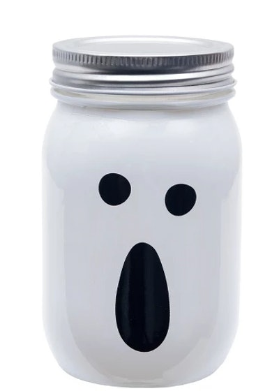 Halloween Ghost Mason Jar