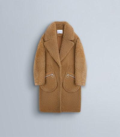 Koda Oversized Teddy Coat
