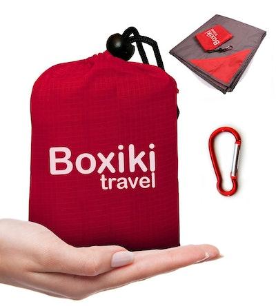 Boxiki Compact Waterproof Blanket
