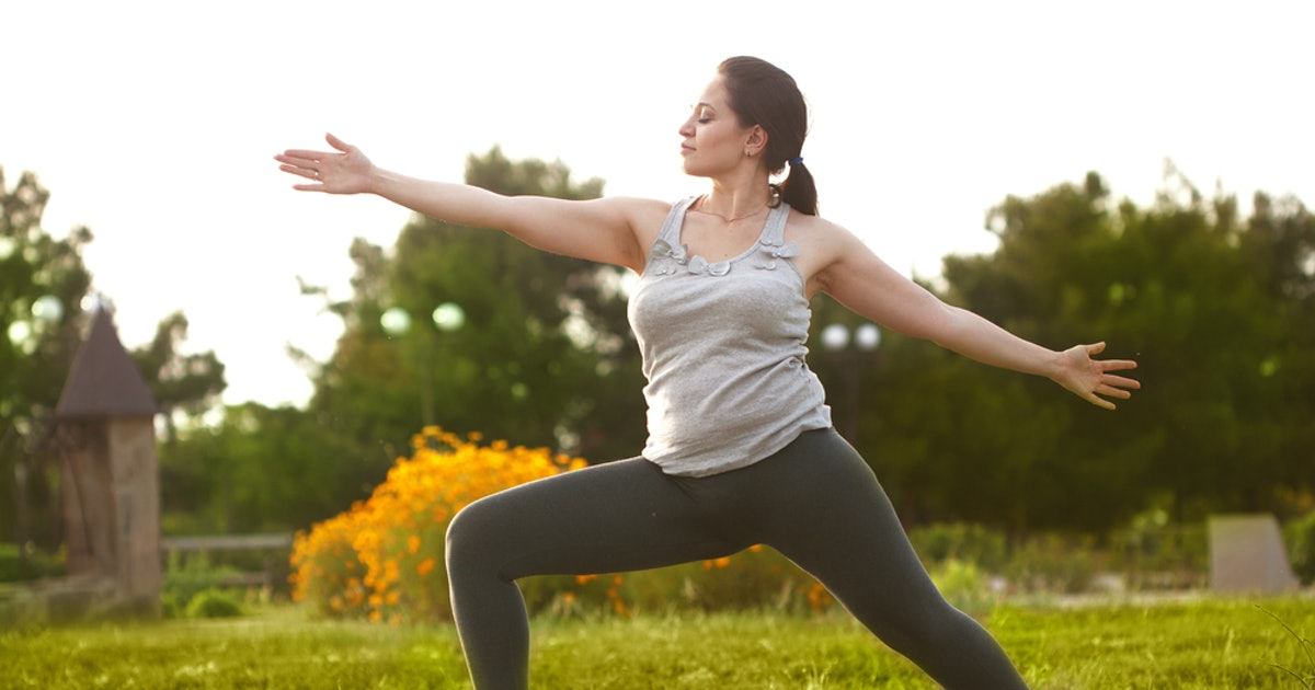 7 Yoga Stretches To Do For Your Health