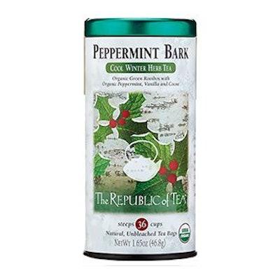 Organic Peppermint Bark Herb Tea