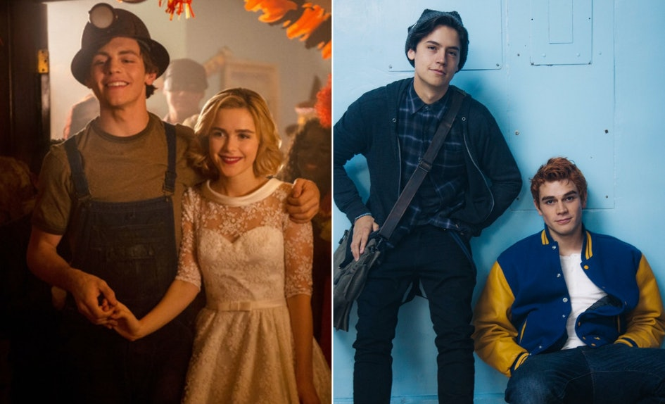A Riverdale Amp Chilling Adventures Of Sabrina Crossover
