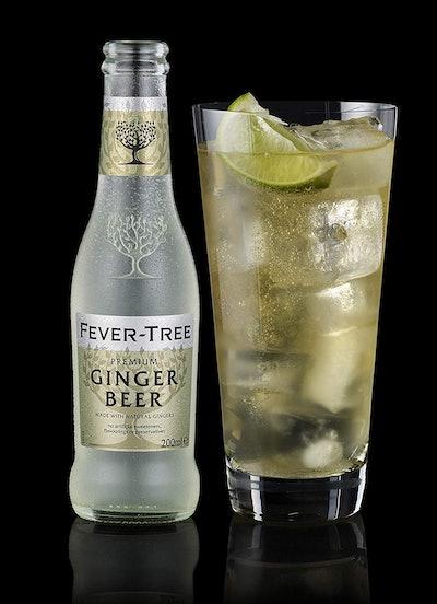 Fever-Tree Premium Ginger Beer (Pack Of 8)