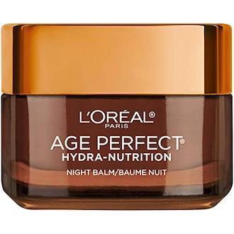 Age Perfect Hydra Nutrition Honey Night Balm