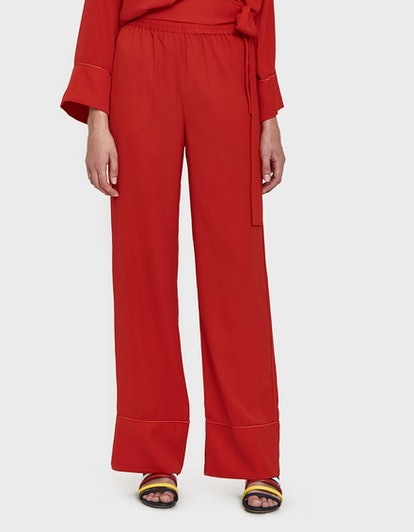 NEED Post Pant in Red