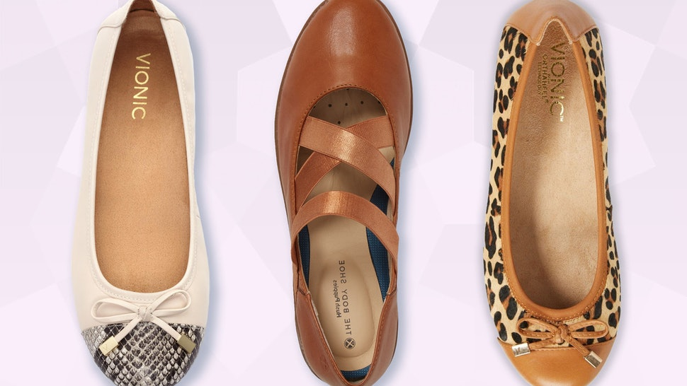 fbac5a89c The 3 Best Ballet Flats For Bunions