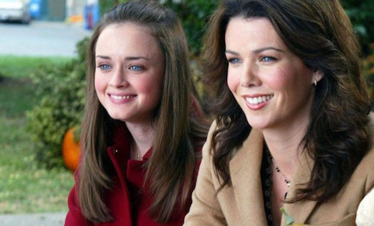 A Thanksgiving 'Gilmore Girls' Marathon Will Air On UPtv, So Pour Yourself A Cup Of Coffee