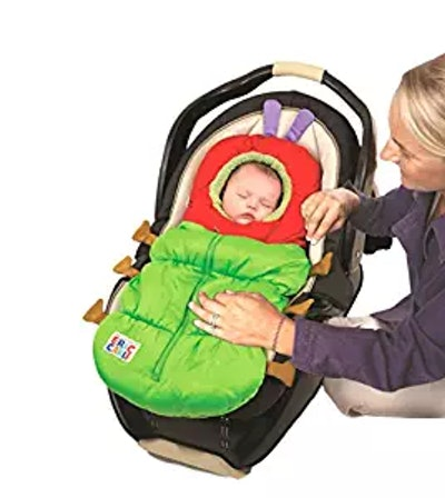 Eric Carle Infant Carseat Cover