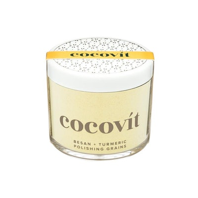Cocovít Besan and Turmeric Polishing Grains